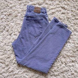 Vintage Lee High Rise Mom Jeans